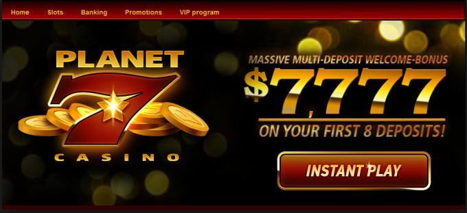 Planet 7 Sister Casinos