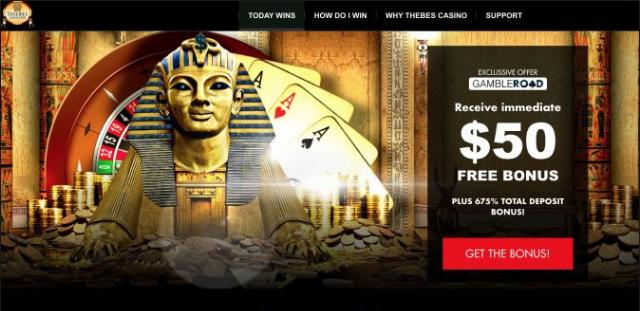 Thebes Casino Г¤hnliche