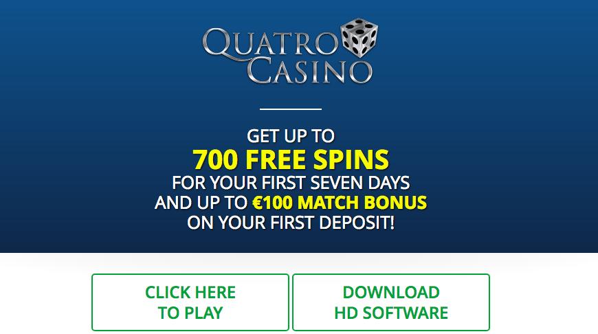 download quatro casino