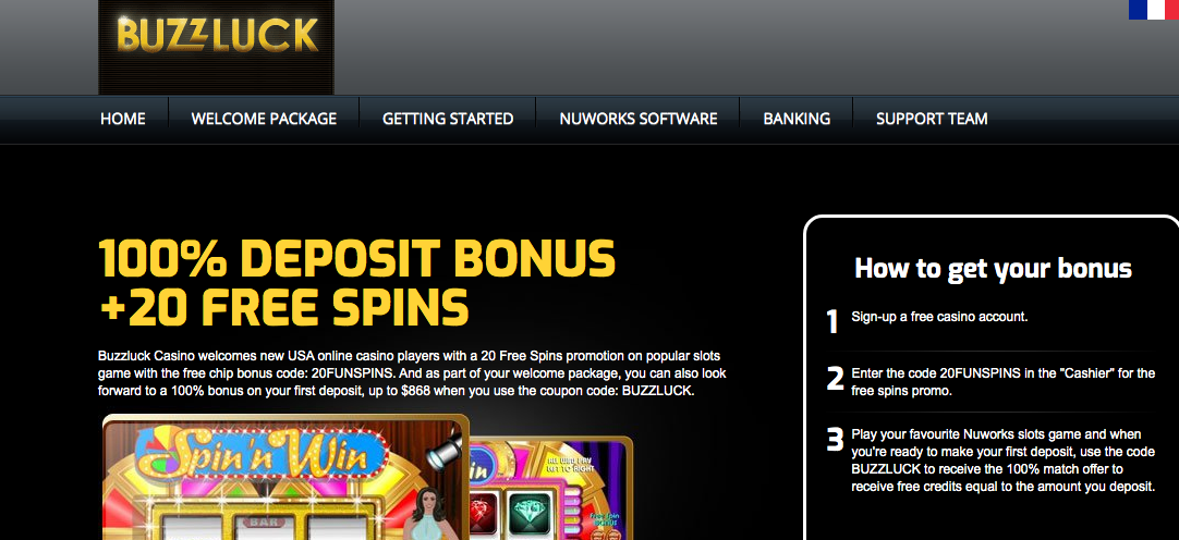 Buzzluck Casino Sister Sites Like Buzzluck Casino 2019 Best List