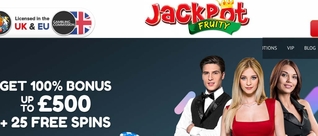 Jackpotfruity